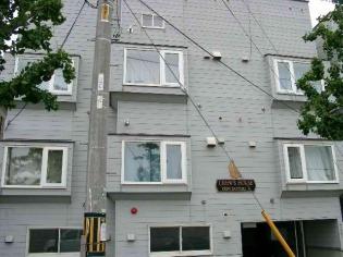 クルーズハウス新札幌A棟 賃貸アパート