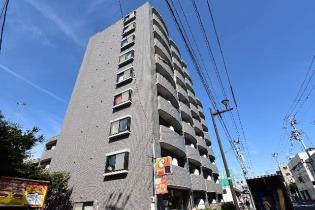 仙台 徒歩8分 5階 1K 賃貸マンション