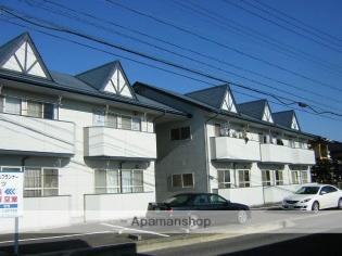 郡山 バス20分 停歩6分 1階 3DK 賃貸アパート