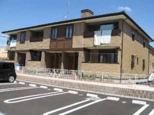 カポリーネア・Ⅱ 賃貸アパート