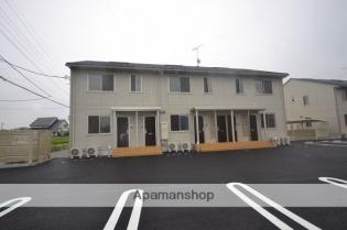 北藤岡 徒歩15分 1階 2DK 賃貸アパート