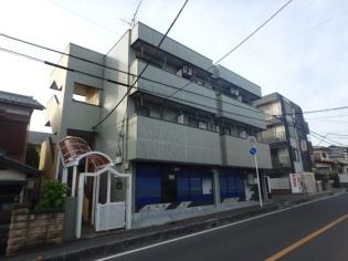 浦和 徒歩13分 3階 1K 賃貸マンション