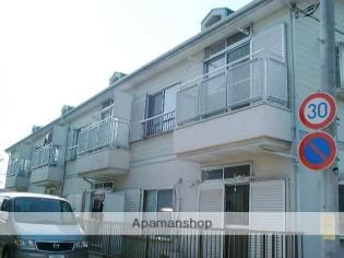 加茂宮 徒歩15分 1階 2DK 賃貸アパート