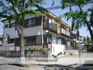 柳瀬川 徒歩25分 2階 2DK 賃貸アパート