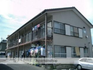 鶴瀬 徒歩16分 2階 2K 賃貸アパート