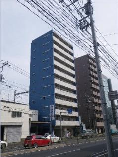 鮫洲 徒歩2分 4階 1K 賃貸マンション