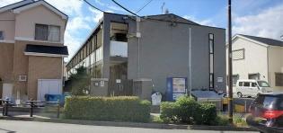 レオパレスセードルⅡ 賃貸アパート