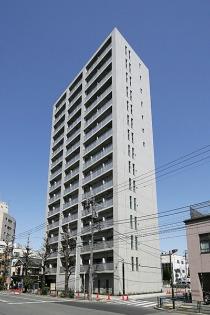本駒込 徒歩5分 7階 1K 賃貸マンション