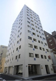 新富町 徒歩5分 12階 1DK 賃貸マンション