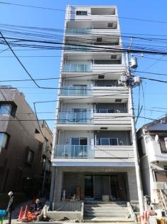 月島 徒歩3分 3階 1K 賃貸マンション