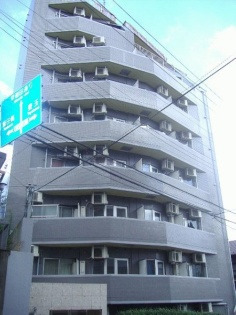 中井 徒歩10分 4階 1K 賃貸マンション