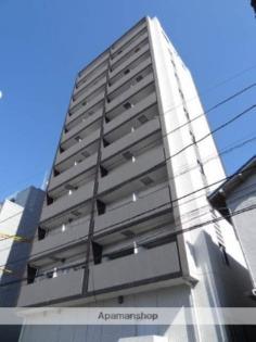 高輪台 徒歩2分 8階 1K 賃貸マンション