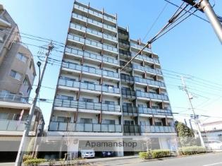 東府中 徒歩10分 9階 1K 賃貸マンション