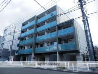 志村坂上 徒歩3分 5階 1K 賃貸マンション