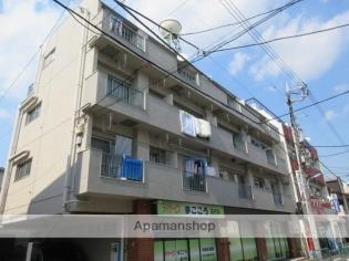 高円寺 徒歩8分 3階 1K 賃貸マンション