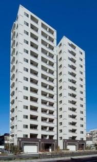 戸越銀座 徒歩3分 8階 1K 賃貸マンション