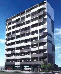 生麦 徒歩7分 6階 1K 賃貸マンション