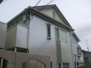 武蔵新城 徒歩17分 2階 1K 賃貸アパート