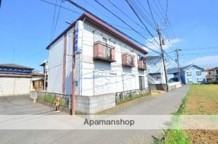 茅ヶ崎 バス12分 停歩3分 2階 1K 賃貸アパート