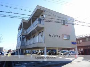 粟島(大阪屋ショップ前) 徒歩15分 3階 1DK 賃貸アパート