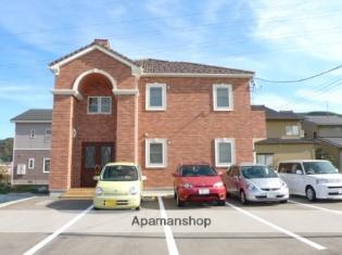 ヨーロピアンシャレー南四十万 賃貸アパート