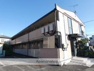 藤枝 徒歩19分 2階 1DK 賃貸アパート