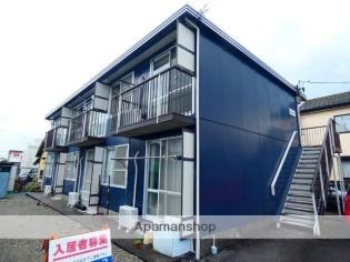 藤枝 徒歩20分 2階 2DK 賃貸アパート