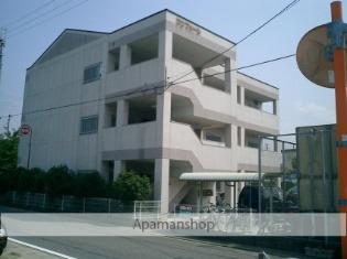 栗東 徒歩18分 3階 3DK 賃貸アパート