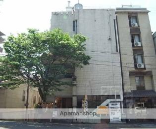 祇園四条 徒歩7分 4階 1K 賃貸マンション
