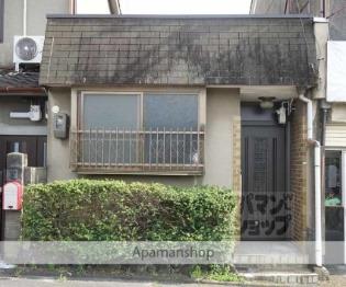 今熊野宝蔵町貸家 賃貸一戸建て