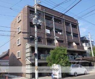 清水五条 徒歩4分 5階 1K 賃貸マンション