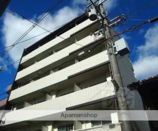 京都 徒歩10分 5階 1K 賃貸マンション