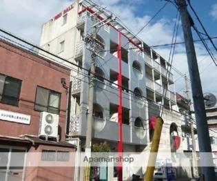 京都 徒歩20分 4階 1K 賃貸マンション