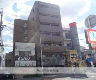 京都 徒歩17分 3階 1K 賃貸マンション