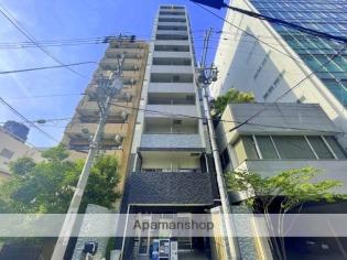 北浜 徒歩8分 3階 1K 賃貸マンション