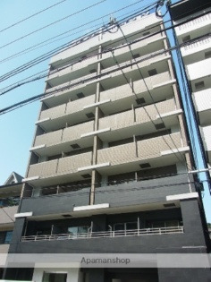 大阪ビジネスパーク 徒歩4分 4階 1K 賃貸マンション