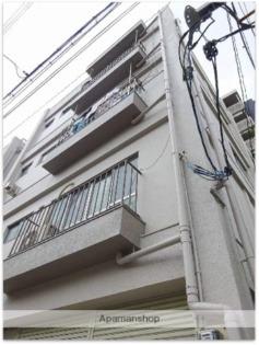 芦原橋 徒歩4分 2階 2DK 賃貸マンション