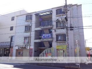 藤井寺 徒歩25分 4階 2DK 賃貸マンション