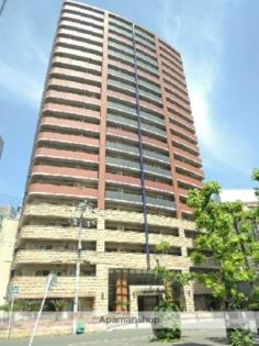 淀屋橋 徒歩8分 8階 1K 賃貸マンション