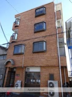 北田辺 徒歩9分 4階 1R 賃貸マンション