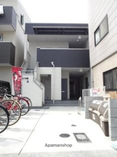 天王寺 徒歩15分 2階 1K 賃貸アパート