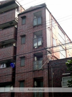 北田辺 徒歩11分 5階 1R 賃貸マンション