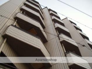 四天王寺前夕陽ヶ丘 徒歩8分 4階 2DK 賃貸マンション
