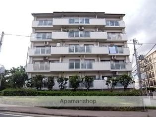 出屋敷 徒歩6分 4階 2DK 賃貸マンション