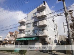 宝塚 バス16分 停歩4分 3階 2DK 賃貸マンション