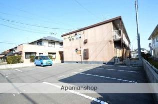 福井 徒歩17分 1階 2LDK 賃貸アパート