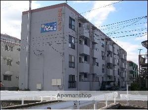 丸亀 徒歩30分 3階 2DK 賃貸マンション