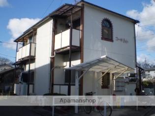 石手川公園 徒歩4分 2階 1K 賃貸アパート