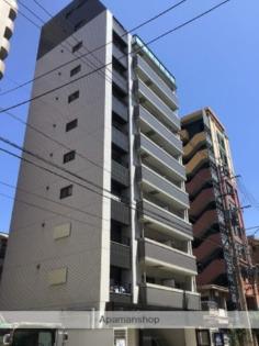 渡辺通 徒歩10分 5階 1K 賃貸マンション