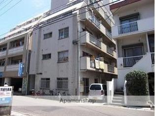 鹿児島中央 徒歩9分 4階 2DK 賃貸マンション